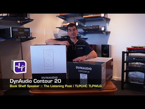 DynAudio Contour 20 Unboxing First Look