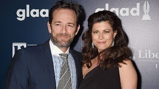 Luke Perry's Fiancée Wendy Madison Bauer Speaks Out After '90210,' 'Riverdale' Star's Death
