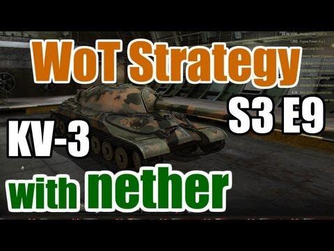 World of Tanks: Tank Guides - S3 E9 - KV-3