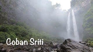 Coban Sriti Waterfall