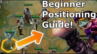 BEST Positioning Guide For Teamfight Tactics Knights, Rangers, Gunslingers   Strategy Guide Lol TFT