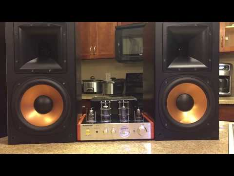 Vintage Tungsram Tube vs Modern Chinese Tube Nobsound Hybrid Tube Amplifier Review