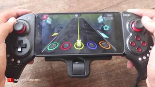 How To Play Guitar Hero Use Game Pad Ane Conect Speaker Blth / Cara Bermain Guitar Hero Di Android