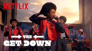 """'The Get Down' Choreographers On The Sequences That Emerged From Baz Luhrmann's """"Factory Of Creativi"""