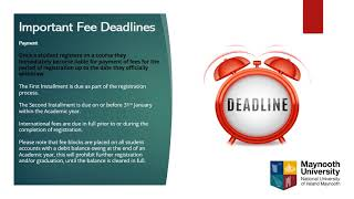 Fees and Grants