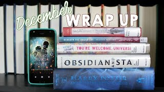 December Reading Wrap Up | 2017
