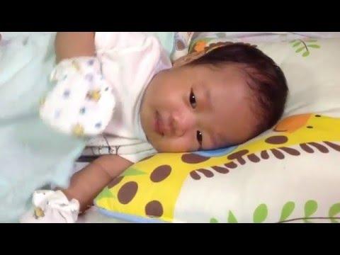ปรสิตในอุจจาระของทารก