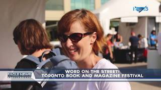Word On The Street: Toronto Book And Magazine Festival
