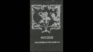 Nyciene (US) - Treacheries of the Anointed (Demo) 2016.avi