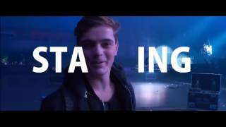 Martin Garrix  Pierce Fulton – Waiting For Tomorrow Feat  Mike  Chester Lyric Video