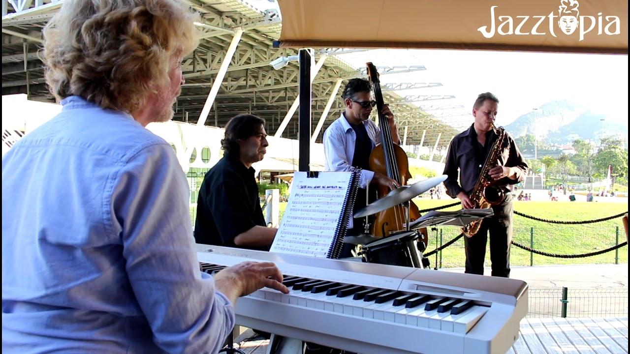 Latin Jazz – Quarteto Jazztopia