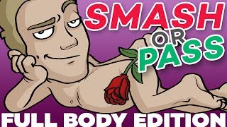 SMASH Or PASS   FULL BODY EDITION!   Random Character Designs