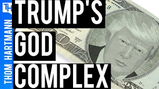 Dr. Justin Frank MD Exposes Trump''s God Complex