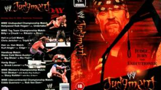 WWE Judgment Day 2002 Theme Song Full+High Quality Mp3