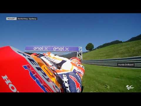 Repsol Honda OnBoard: myWorld Motorrad Grand Prix von Österreich