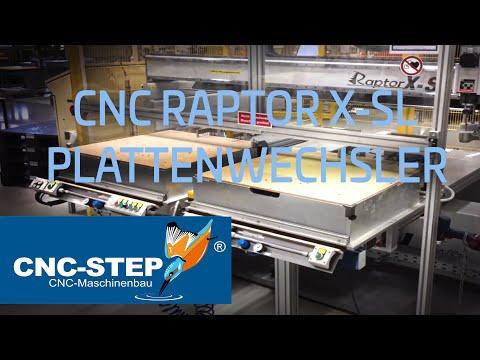 CNC Palettenwechsler