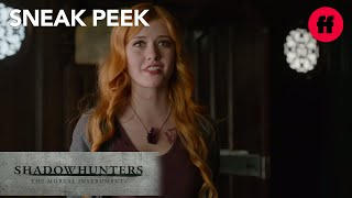 Shadowhunters | Season 1, Episode 4 Sneak Peek: Clary Asks Jace About Magnus