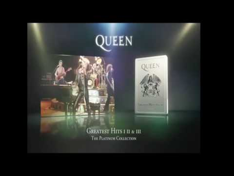 Queen-The Platinum Collection (SteelBook Edition) TV Spot Germany   480p   4:3
