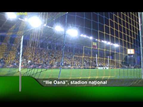 """""""Ilie Oana"""", stadion national"""