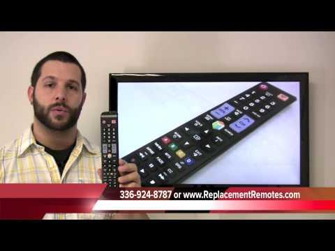 SAMSUNG AA5900580A TV Remote Control