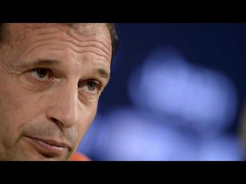 La conferenza di Allegri alla vigilia di Juventus-Genoa – Allegri 's pre match Genoa conference
