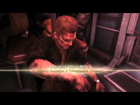 Metal Gear Solid V - 5 - The Phantom Pain - Venom Snake IS Medic