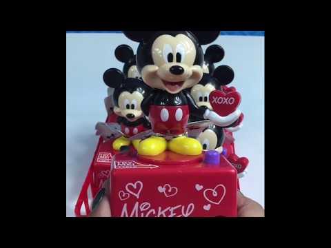 Dispensadores de Caramelos de Mickey Mouse con Sonido | VIDEO REVIEW #41