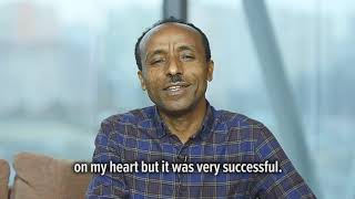 Journey To Hope - The Story of Bayhmekonnen Melese