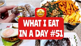 WHAT I EAT IN A DAY #51 | TANTE IDEE SEMPLICI E GUSTOSE
