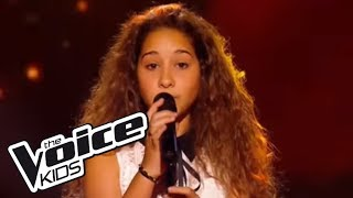 The Voice Kids 2016 | Ilenia - Set Fire to the Rain (Adele) | Blind Audition