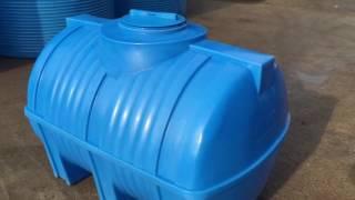"""Емкость """"G-1000"""" бак для воды, топлива от компании Емкости и септики от Септик-Про - видео"""