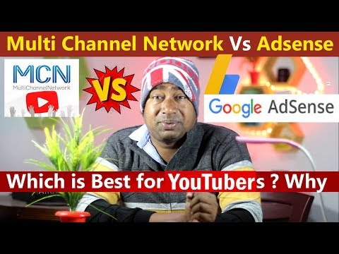 What is Youtube MCN (multi channel network ) ? Advantages & Disadvantages