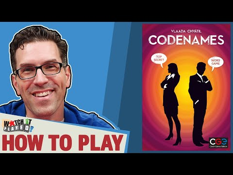 Codenames - How To Play