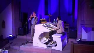 Ave Maria ~ live~ David Döring & Claudia Hirschfeld | Panflöte & Wersi Orgel | Pan flute | Panpipe