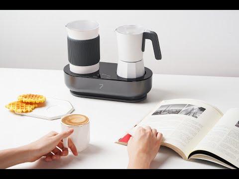 Seven & Me: Make Coffee Espresso at Home in 3 Mins-GadgetAny