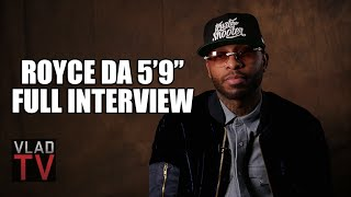 Vlad TV - Royce Da 5'9