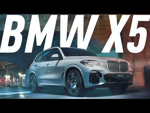 НОВЫЙ ИКС ПЯТЫЙ/ALL NEW BMW X5 2018 G05/ПЕРВЫЙ ОБЗОР/БОЛЬШОЙ ТЕСТ ДРАЙВ