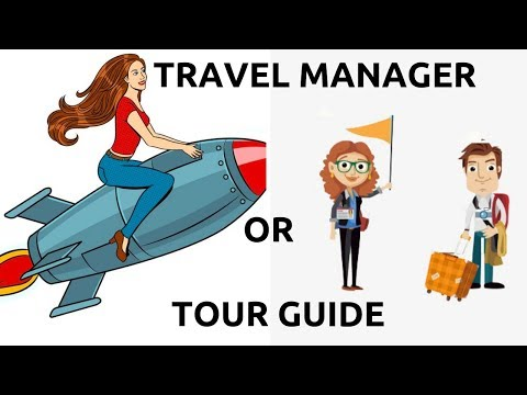 TOUR GUIDE OR TRAVEL MANAGER | TRAVELLING JOBS | HOW ...