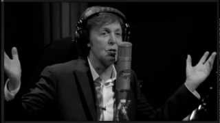 Paul McCartney iTunes Live from Capitol Studios (Part 5/5 )