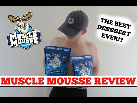 Muscle Mousse Review – The BEST DESSERT EVER!?