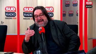 Serge Federbusch invité chez SUD RADIO