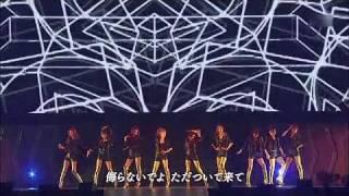 【高画質Live】 少女時代   BAD GIRL