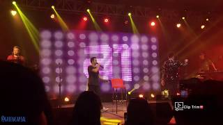 Don't Wanna Lose You Again - a1 LIVE IN DAVAO 2018
