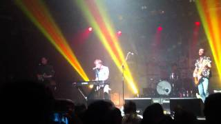 The Panics - Don't Fight It - The Palace, Melbourne - 14/10