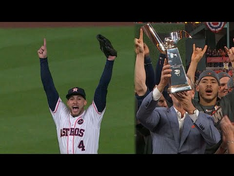 ALCS Gm7: McCullers clinches World Series berth