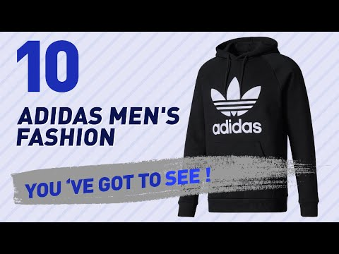 Adidas Hoodie For Men // New And Popular 2017