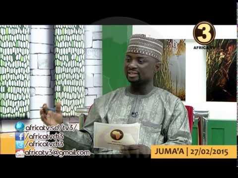 AFRICA TV 3 # SHIRIN : DANDALIN MATASA | BAKO NA MUSAMMAN : SH  ILYAS ADAM GALADI NIJAR - 02