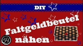 DIY Faltgeldbeutel