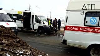 ДТП аварии за 17. 02. 2018.  Нарезка аварий февраль, регистратор.