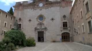 preview picture of video 'Santuari de Lluc: Der heiligste Ort auf Mallorca'